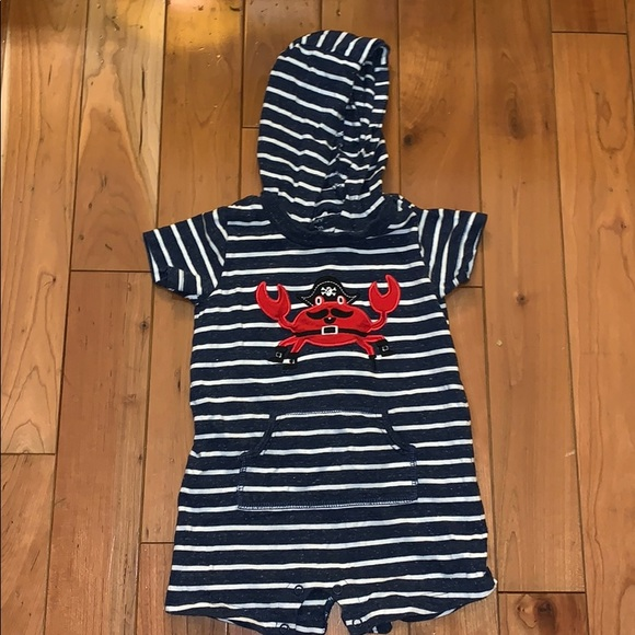 Carter's Other - EUC Crab One Piece Suit